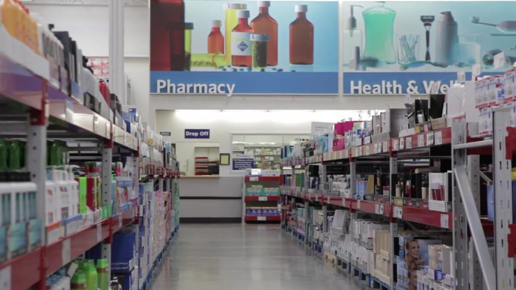 Sam Club Pharmacy opening and closing